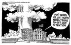 Cartoonist Mike Peters  Mike Peters' Editorial Cartoons 2003-03-10 house