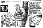 Cartoonist Mike Peters  Mike Peters' Editorial Cartoons 2005-03-13 muscle
