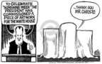 Cartoonist Mike Peters  Mike Peters' Editorial Cartoons 2005-03-17 limit