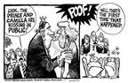 Cartoonist Mike Peters  Mike Peters' Editorial Cartoons 2001-06-29 turn