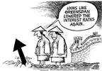 Cartoonist Mike Peters  Mike Peters' Editorial Cartoons 2003-06-29 chinese