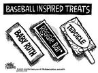 Cartoonist Mike Peters  Mike Peters' Editorial Cartoons 2002-07-24 inspiration