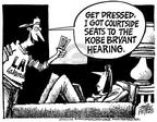 Cartoonist Mike Peters  Mike Peters' Editorial Cartoons 2003-08-08 basketball