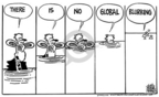 Cartoonist Mike Peters  Mike Peters' Editorial Cartoons 2005-09-03 climate