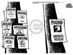 Cartoonist Mike Peters  Mike Peters' Editorial Cartoons 2001-09-16 inspiration