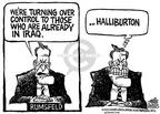 Cartoonist Mike Peters  Mike Peters' Editorial Cartoons 2003-09-26 turn