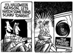 Cartoonist Mike Peters  Mike Peters' Editorial Cartoons 2005-10-22 season