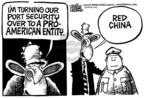 Cartoonist Mike Peters  Mike Peters' Editorial Cartoons 2006-03-11 turn