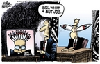 Cartoonist Mike Peters  Mike Peters' Editorial Cartoons 2006-07-08 sing