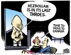 Cartoonist Mike Peters  Mike Peters' Editorial Cartoons 2006-07-29 Canada