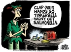 Cartoonist Mike Peters  Mike Peters' Editorial Cartoons 2007-02-18 food