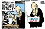 Cartoonist Mike Peters  Mike Peters' Editorial Cartoons 2007-04-22 politics