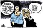 Cartoonist Mike Peters  Mike Peters' Editorial Cartoons 2008-08-08 presidential