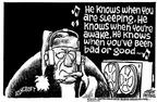 Cartoonist Mike Peters  Mike Peters' Editorial Cartoons 2002-11-22 christmas song