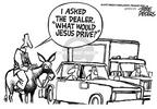 Cartoonist Mike Peters  Mike Peters' Editorial Cartoons 2002-11-23 conservative