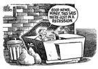 Cartoonist Mike Peters  Mike Peters' Editorial Cartoons 2001-12-14 live