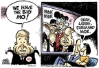Cartoonist Mike Peters  Mike Peters' Editorial Cartoons 2008-10-30 John McCain