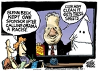 Cartoonist Mike Peters  Mike Peters' Editorial Cartoons 2009-08-19 conservative media