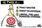 Cartoonist Mike Peters  Mike Peters' Editorial Cartoons 2010-08-03 2012 election