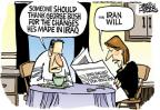 Cartoonist Mike Peters  Mike Peters' Editorial Cartoons 2010-09-03 Iran