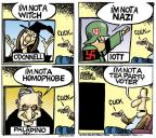 Cartoonist Mike Peters  Mike Peters' Editorial Cartoons 2010-10-13 Delaware election