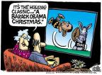 Cartoonist Mike Peters  Mike Peters' Editorial Cartoons 2010-12-10 tax