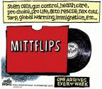 Cartoonist Mike Peters  Mike Peters' Editorial Cartoons 2012-01-26 tax