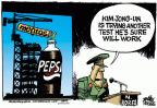 Cartoonist Mike Peters  Mike Peters' Editorial Cartoons 2012-04-13 will work for food