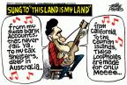 Cartoonist Mike Peters  Mike Peters' Editorial Cartoons 2012-07-11 sing