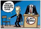 Cartoonist Mike Peters  Mike Peters' Editorial Cartoons 2012-09-03 republican convention