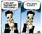 Cartoonist Mike Peters  Mike Peters' Editorial Cartoons 2012-09-12 2012 election