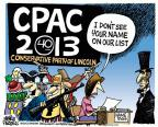 Cartoonist Mike Peters  Mike Peters' Editorial Cartoons 2013-03-14 tea party