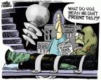 Cartoonist Mike Peters  Mike Peters' Editorial Cartoons 2013-06-14 Supreme Court