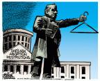 Cartoonist Mike Peters  Mike Peters' Editorial Cartoons 2013-07-01 choice