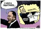 Cartoonist Mike Peters  Mike Peters' Editorial Cartoons 2013-08-23 Supreme Court