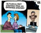 Cartoonist Mike Peters  Mike Peters' Editorial Cartoons 2013-09-11 Syria