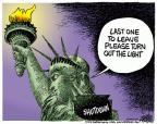 Cartoonist Mike Peters  Mike Peters' Editorial Cartoons 2013-09-27 turn