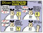 Cartoonist Mike Peters  Mike Peters' Editorial Cartoons 2014-01-10 sing