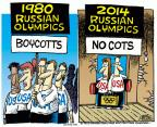 Cartoonist Mike Peters  Mike Peters' Editorial Cartoons 2014-02-06 summer