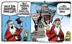 Cartoonist Mike Peters  Mike Peters' Editorial Cartoons 2014-04-03 supreme court decision