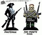Cartoonist Mike Peters  Mike Peters' Editorial Cartoons 2014-06-13 war