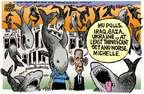 Cartoonist Mike Peters  Mike Peters' Editorial Cartoons 2014-07-31 public relations