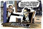 Cartoonist Mike Peters  Mike Peters' Editorial Cartoons 2014-08-01 Ruth Bader Ginsburg