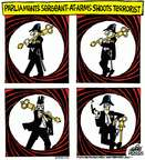 Cartoonist Mike Peters  Mike Peters' Editorial Cartoons 2014-10-23 Canada