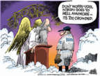 Cartoonist Mike Peters  Mike Peters' Editorial Cartoons 2015-09-23 baseball