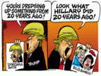 Cartoonist Mike Peters  Mike Peters' Editorial Cartoons 2016-05-16 public relations