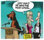 Cartoonist Mike Peters  Mike Peters' Editorial Cartoons 2016-11-25 state politician