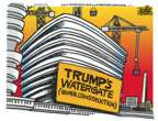 Cartoonist Mike Peters  Mike Peters' Editorial Cartoons 2017-06-15 Russia