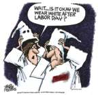 Cartoonist Mike Peters  Mike Peters' Editorial Cartoons 2017-09-17 Labor Day