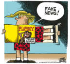 Cartoonist Mike Peters  Mike Peters' Editorial Cartoons 2018-07-26 presidential